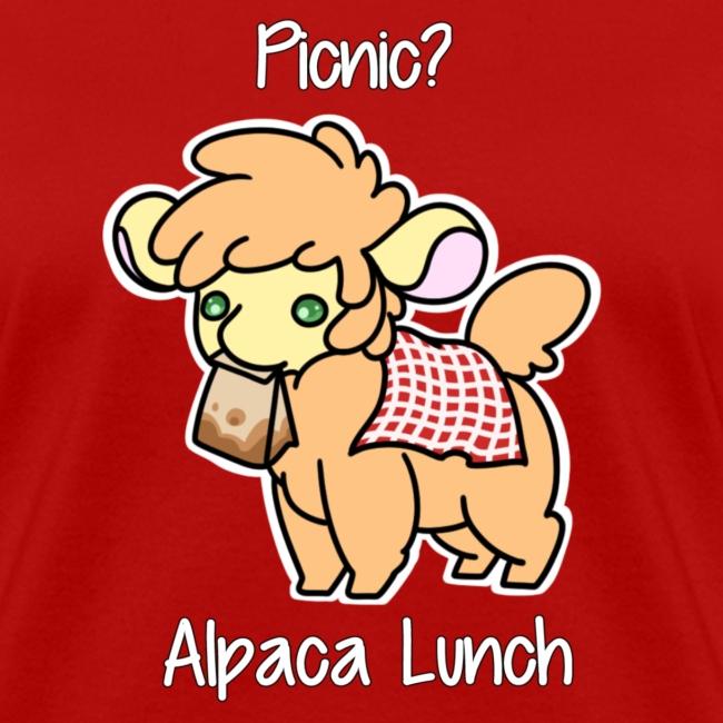 Alpaca Lunch Ladies Tee