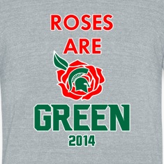 Roses Are Green T-Shirts
