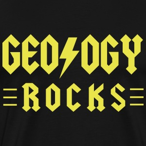 Geology Rocks T-Shirts - Men's Premium T-Shirt