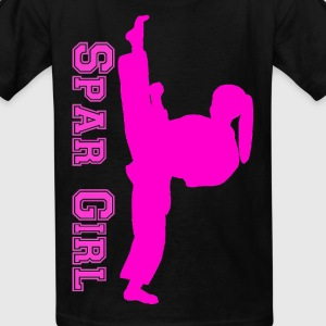 Spar Girl - Kids' T-Shirt