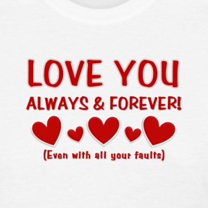 Love You Always & Forever 2 - Women's T-Shirt