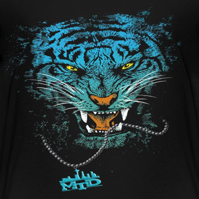 Kids MTD Tiger Shirt