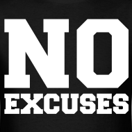 Design ~ No Excuses!