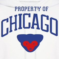 PROPERTY OF CHICAGO Hoodies