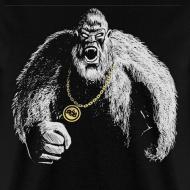 Design ~ MTD Sasquatch Shirt