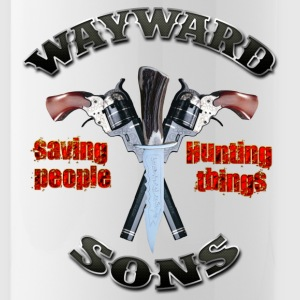 Wayward son Non Timebo Mala  Bottles & Mugs - Water Bottle