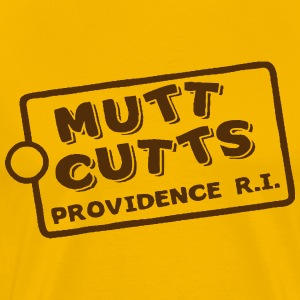 Mutt Cutts T-Shirts - Men's Premium T-Shirt