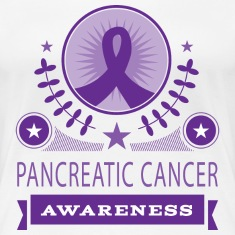 Pancreatic Cancer Awareness Women's T-Shirts