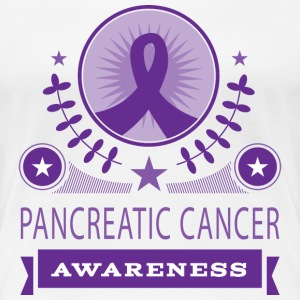Pancreatic Cancer Awareness Women's T-Shirts - Women's Premium T-Shirt