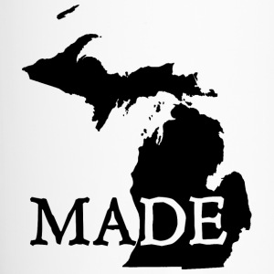 Michigan Made Bottles & Mugs - Travel Mug