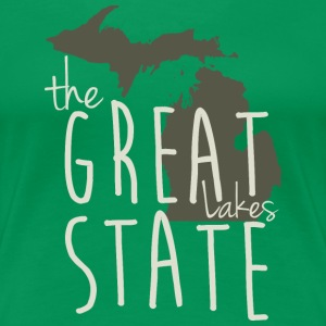 The Great State Women's T-Shirts - Women's Premium T-Shirt