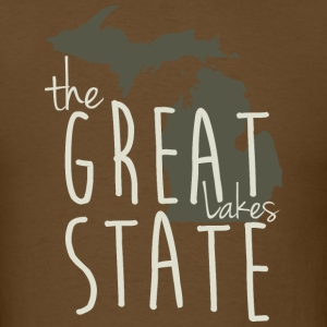 The Great State T-Shirts - Men's T-Shirt