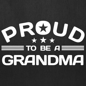 Proud to be a Grandma Bags & backpacks - Tote Bag