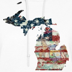 State And Country Hoodies