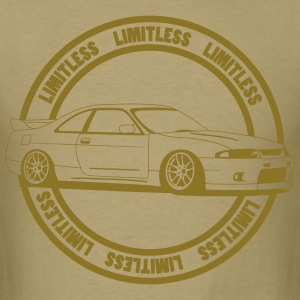Limtless Skyline T-Shirts - Men's T-Shirt