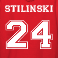 Design ~ Stilinski 24 Back