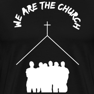we are the church mens premium t shirt - Church T Shirt Design Ideas