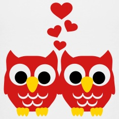 Owl Love Kids' Shirts