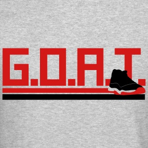 goat j11 Long Sleeve Shirts - Crewneck Sweatshirt