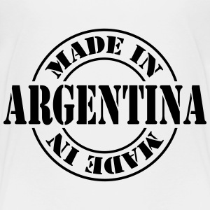 made_in_argentina_m1 Baby & Toddler Shirts - Toddler Premium T-Shirt