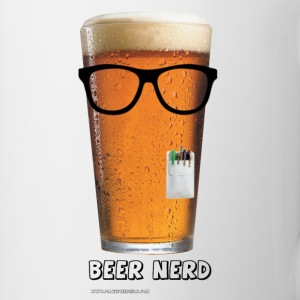 Beer Nerd Coffee/Tea Mug - Coffee/Tea Mug