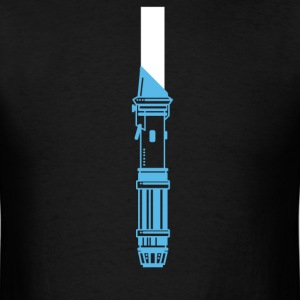 SKYF-01-024 LUKE'S LIGHTSABER - Men's T-Shirt