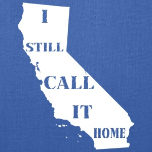 I Still Call California Home Bags & backpacks - Tote Bag