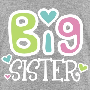 Big Sister 2 Toddler t-shirt - Toddler Premium T-Shirt