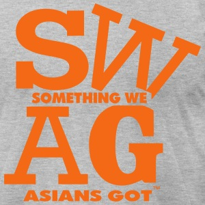 SWAG SOMETHING WE ASIANS GOT T-Shirts - Men's T-Shirt by American Apparel