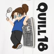 Design ~ Old School Quill18 (Mens Hoodie)