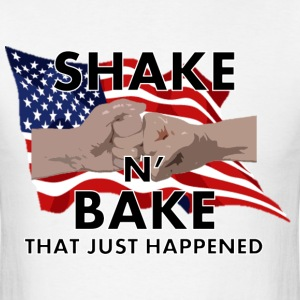 Talledega Nights Shake n' Bake T-Shirts - Men's T-Shirt