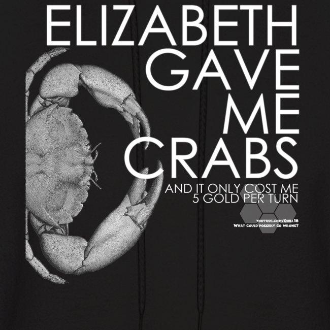 Crabs! (Mens Hoodie)