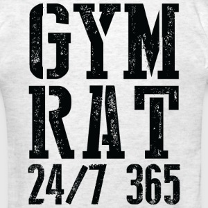 Gym Rat T-Shirts - Men's T-Shirt