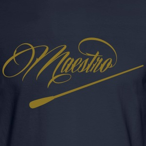 Maestro - baton - Men's Long Sleeve T-Shirt