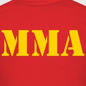 MMA Shirt - Men's T-Shirt