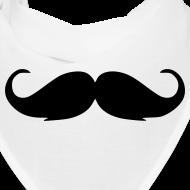 Design ~ Moustache Bandana