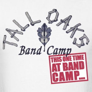 American Pie Band Camp T-Shirts - Men's T-Shirt