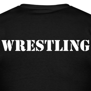 Wrestling Shirt - Men's T-Shirt
