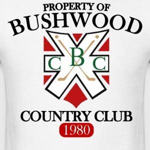 Caddyshack Bushwood T-Shirts - Men's T-Shirt