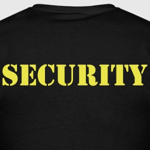 Security T-Shirt - Men's T-Shirt