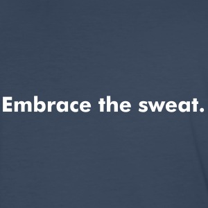 Sworkit 'Embrace the Sweat' - Men's Premium T-Shirt