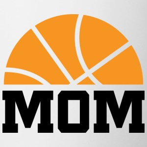 Basketball Mom Bottles & Mugs - Coffee/Tea Mug