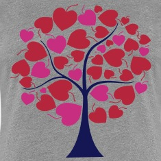darr love tree Women's T-Shirts
