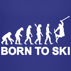 Evolution Skiing Kids' Shirts - Kids' Premium T-Shirt