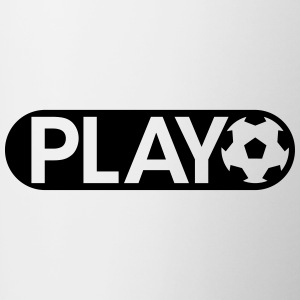 Play Soccer Accessories - Contrast Coffee Mug