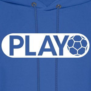 Play Handball Hoodies - Men's Hoodie