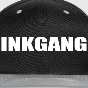 Ink Gang Caps - Snap-back Baseball Cap
