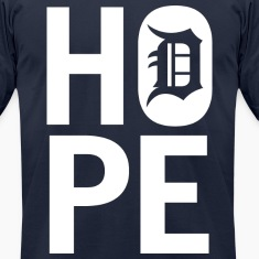 HOPE IN DETROIT T-Shirts