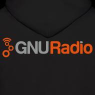 Design ~ The GNU Radio Hoodie (Black)
