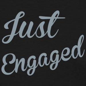 Just Engaged Women's T-Shirts - Women's T-Shirt
